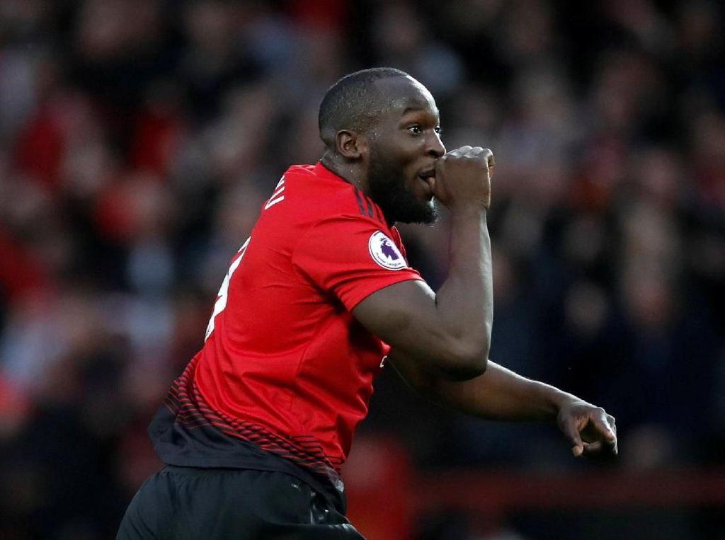 Masalahnya Bukan di Lukaku, tapi pada Manchester United
