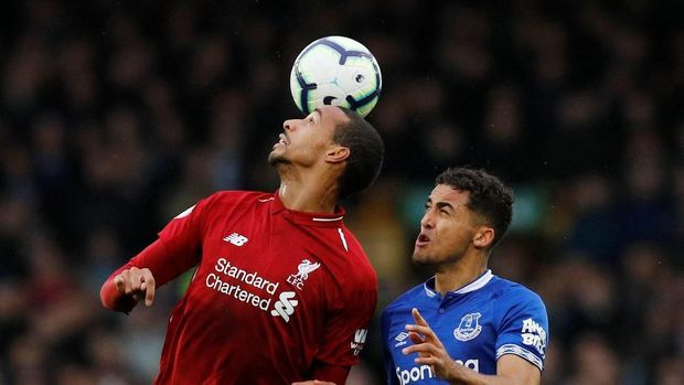 Kapten Liverpool Samakan Laga Everton dengan Man United