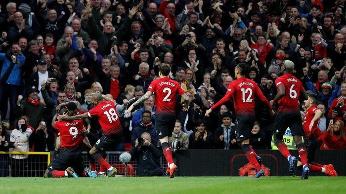 Manchester United dinanti laga tricky melawan Wolverhampton di Piala FA. (Foto: Reuters)
