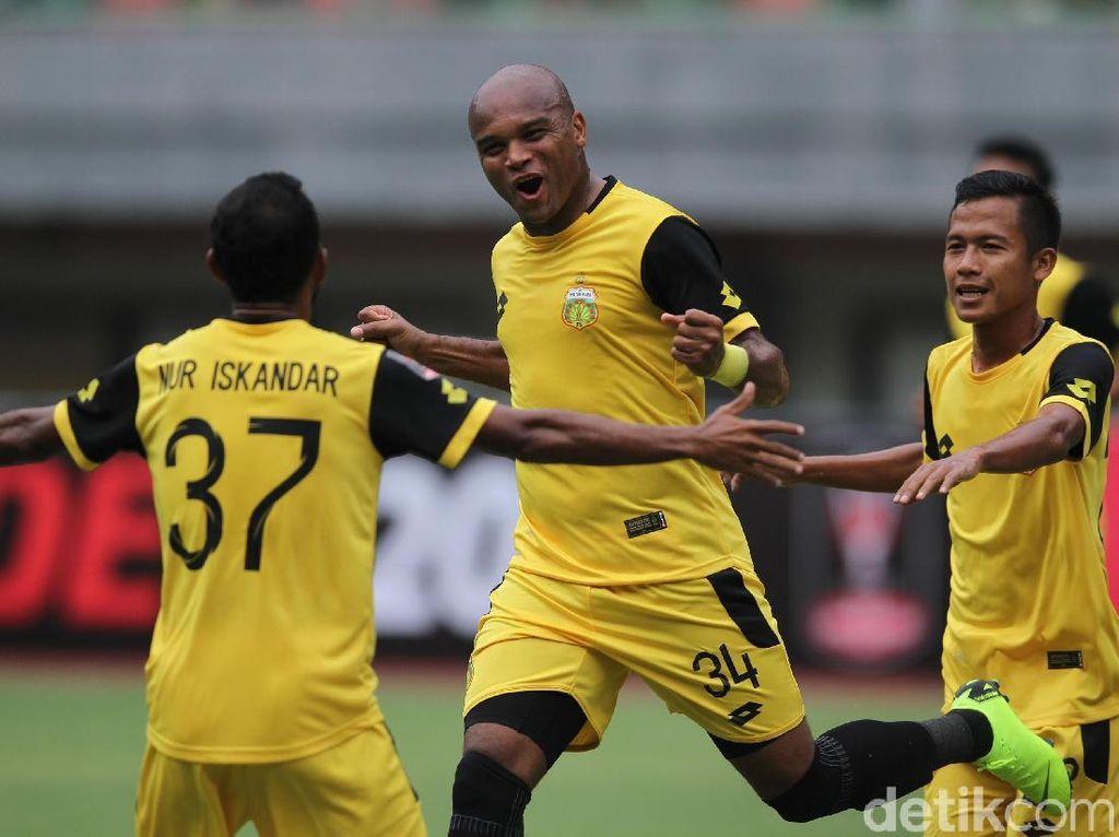 Maksimalkan Status Kandang, Bhayangkara Harap Tuah Stadion Patriot