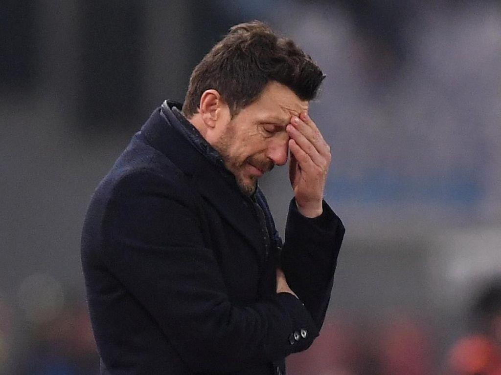 Totti: Di Francesco Minta 4-5 Pemain, Roma Tak Dapat Satupun