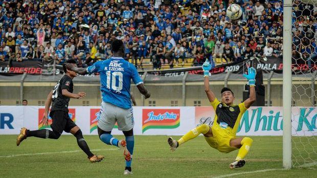 Live Streaming Piala Indonesia Borneo FC vs Persib