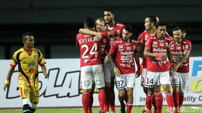 Bali United akan bertandang ke markas Barito Putera. (Foto: Rifkianto Nugroho)