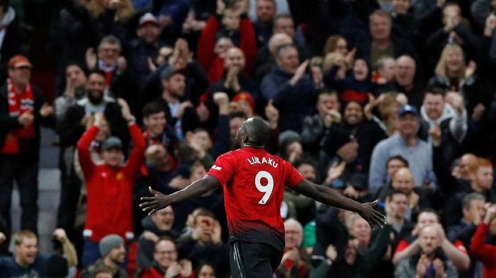 Romelu Lukaku belajar banyak dari Zlatan Ibrahimovic (Phil Noble/Reuters)