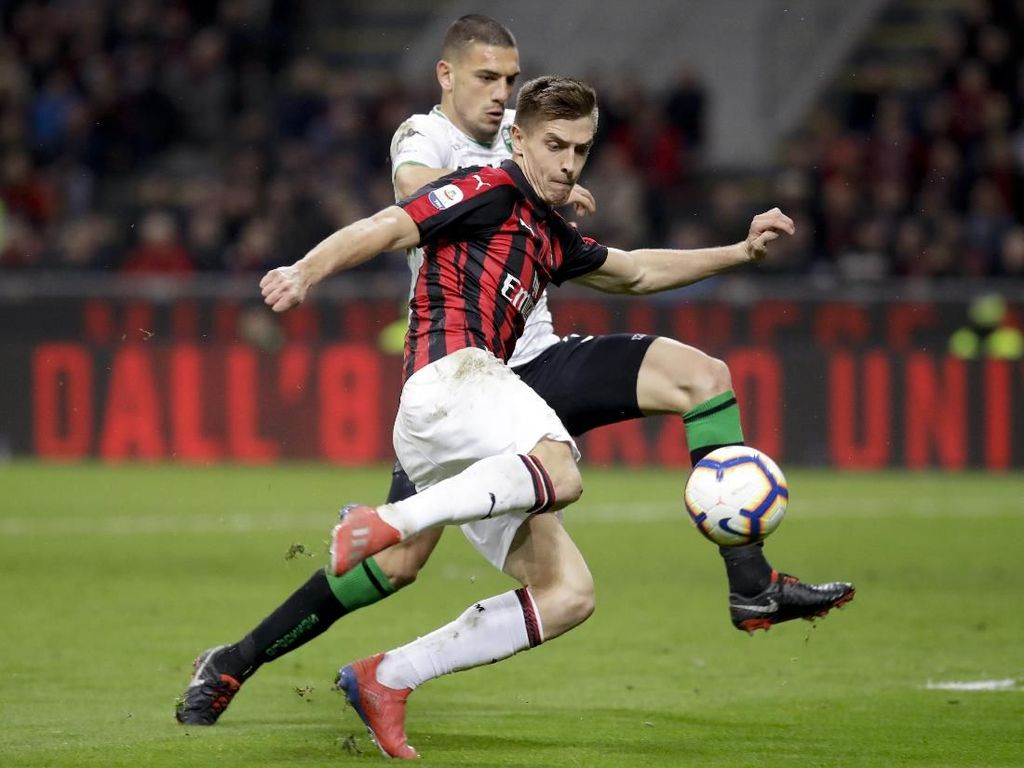 7 Fakta Statistik Kemenangan Susah Payah Milan atas Sassuolo