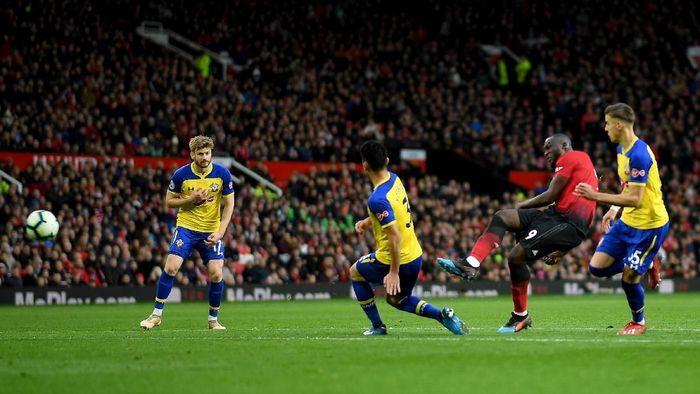 MU menang dramatis 3-2 atas Southampton. (Foto: Shaun Botterill/Getty Images)