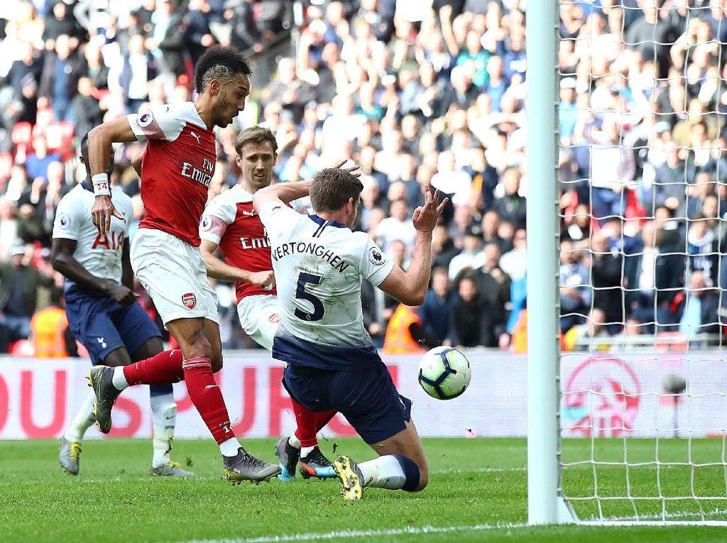 Solidnya Arsenal Bikin Bangga Emery