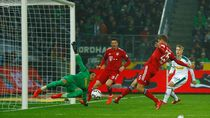 Pesta Gol Bayern di Kandang Gladbach
