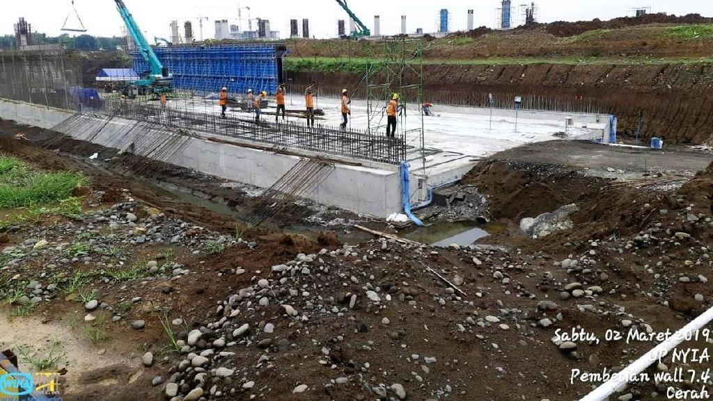 Begini Potret Proyek Underpass Terpanjang RI