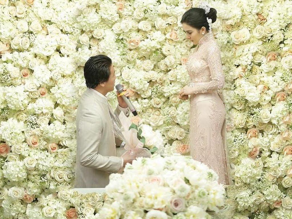 Murni Atas Nama Cinta, Alasan Syahrini dan Reino Barack Menikah