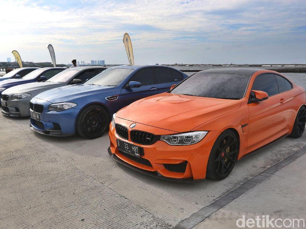 Silaturahmi Pehobi BMW di MOCI Goes to Ocean Sunset