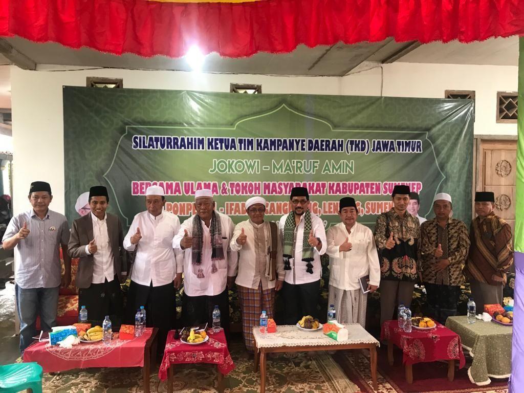 Fokus di Madura, TKD Jatim Bertekad Gerus Suara Prabowo