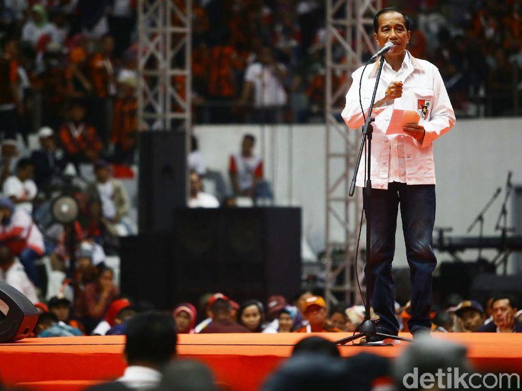 Jokowi Beberkan Program 3 Kartu Andalannya