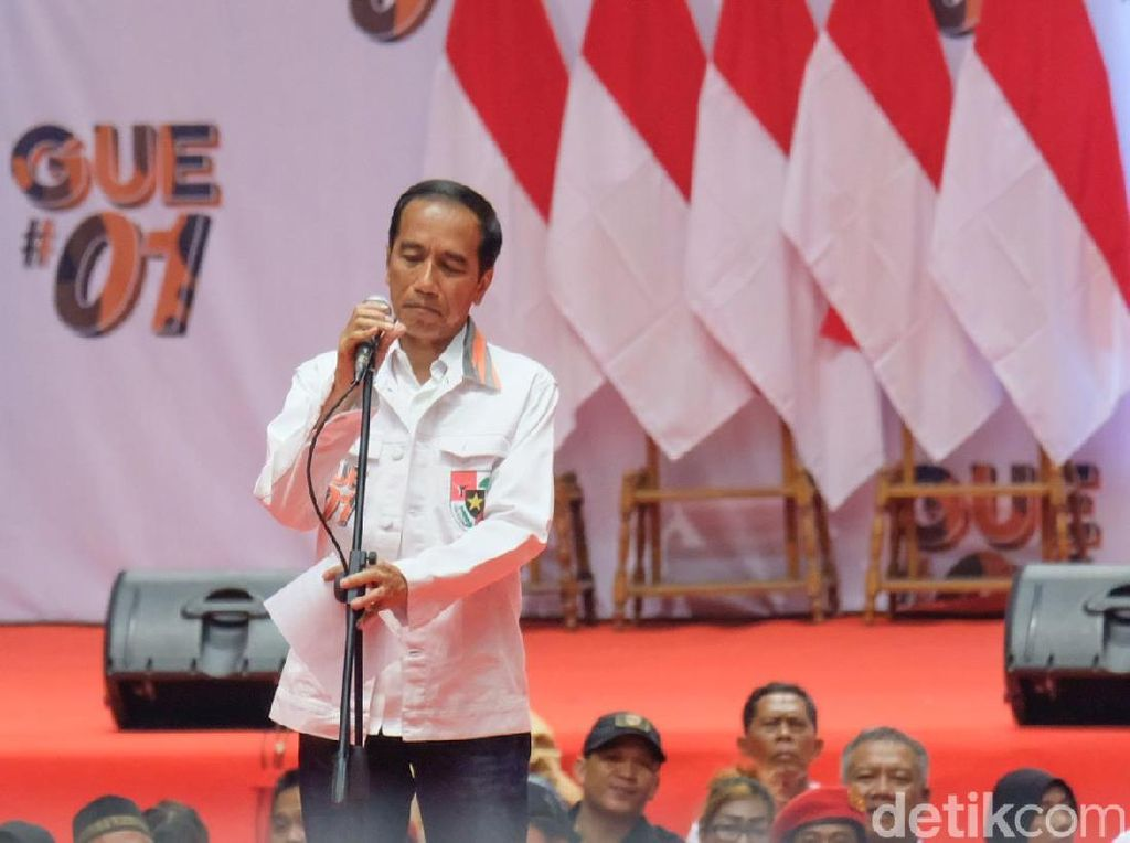 Jokowi Mau Bentuk Menteri Khusus Investasi dan Ekspor?