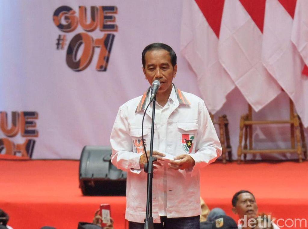 Tepis akan Hapus Pelajaran Agama, Jokowi: 9 Juta Orang Masih Percaya