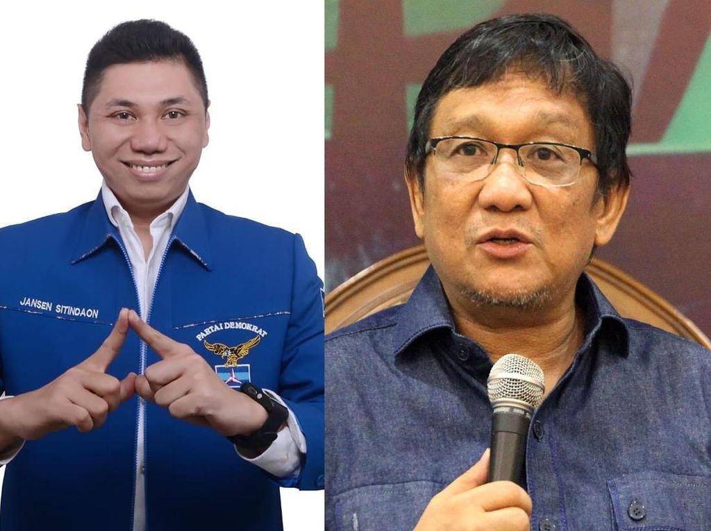 Inas Vs Jansen Gegara SBY Dibawa-bawa