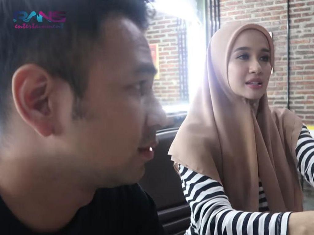 Momen Tak Terlupakan Laudya Cynthia Bella Saat Diputusin Raffi