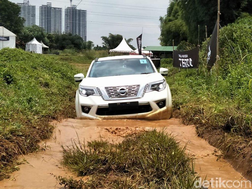 Nissan Akui Penjualan Terra Belum Memuaskan