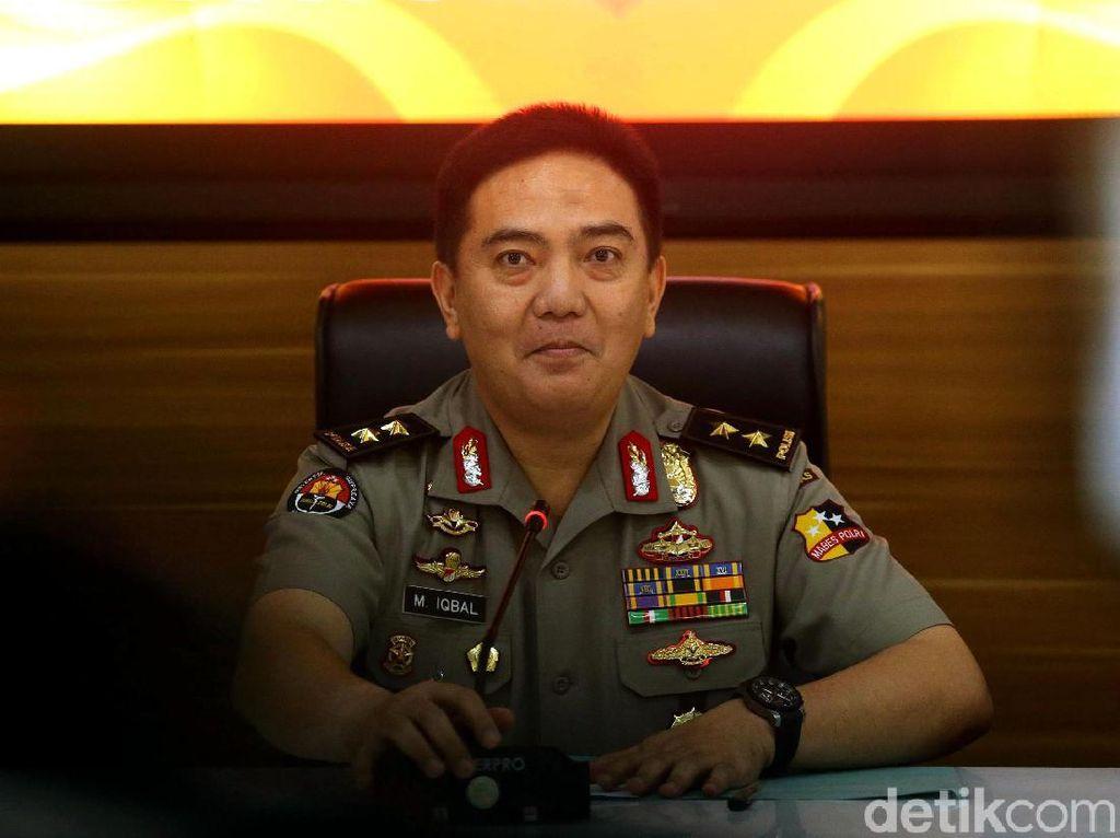 Polisi Pastikan Perempuan L yang Bersama Andi Arief Bukan Caleg