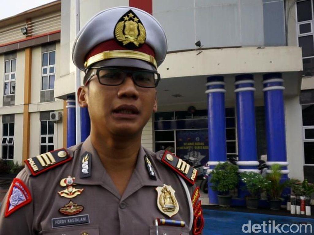 Polisi: Tak Ada Bekas Pengereman Mobil Bupati Demak yang Kecelakaan
