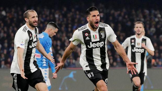 Ronaldo Marah ke Kamera Sebelum Juventus Kalahkan Napoli