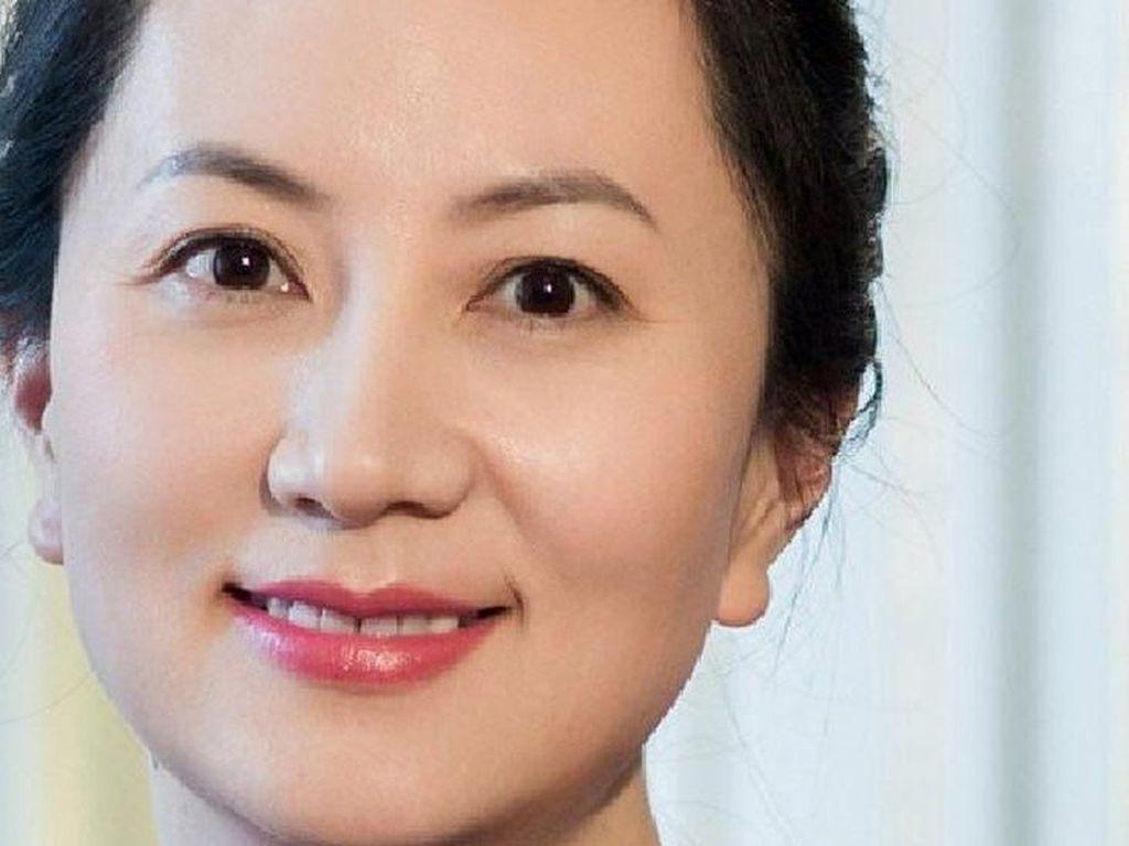 Bos Huawei Gugat Kanada atas Penangkapan Dirinya