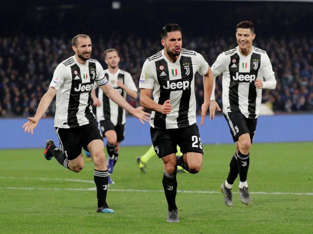 Fokus di Liga Champions, Juventus Pakai Pemain Lapis Lawan SPAL