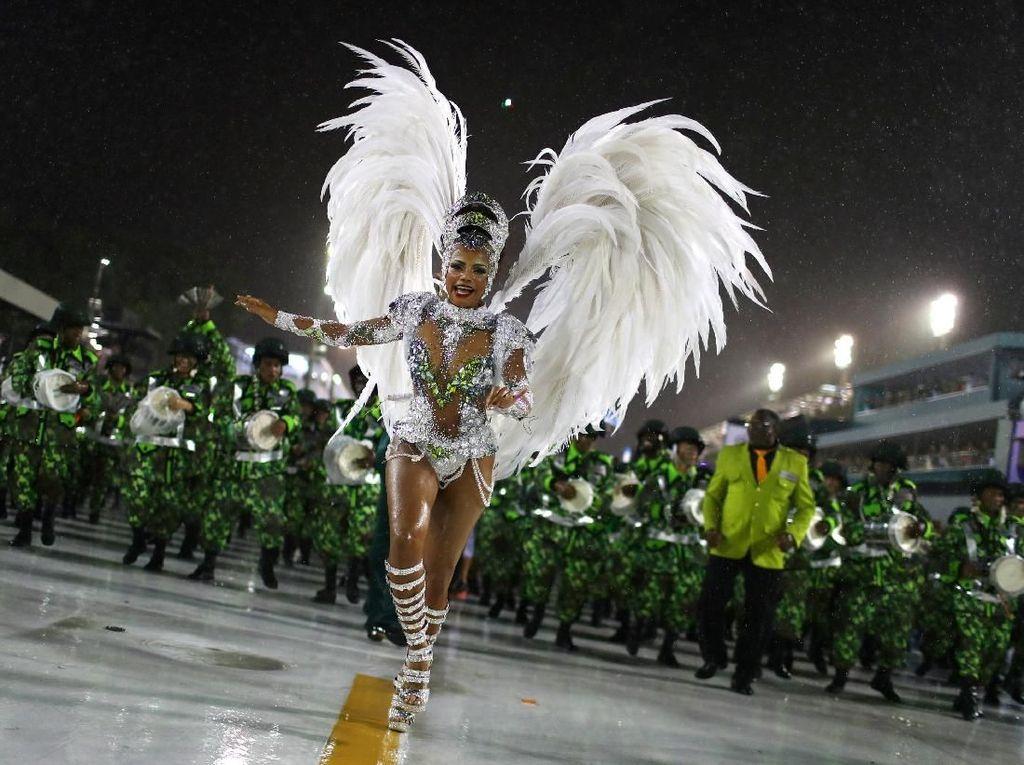 Corona Pun Bikin Karnaval Terbesar Dunia di Negeri Samba Tertunda
