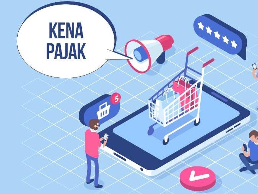 Ekonomi Digital Sumber Kebocoran Pajak, Kok Aturannya Dicabut?