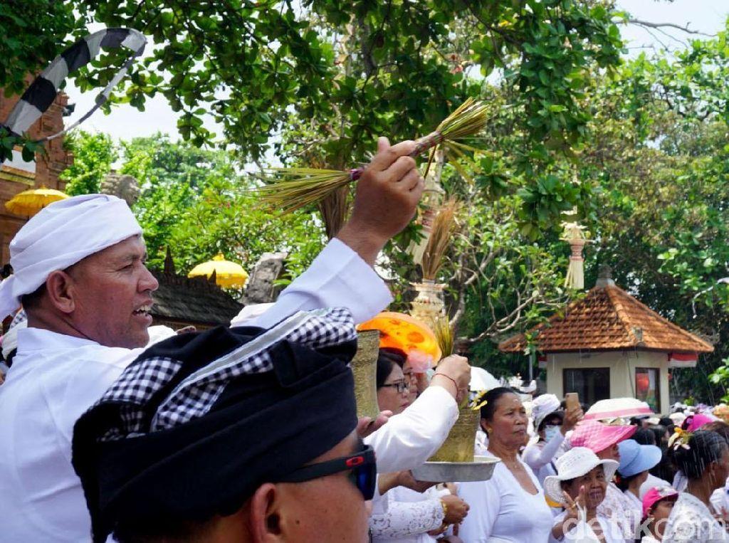 Pantangan-pantangan Buat Wisatawan Selama Nyepi di Bali
