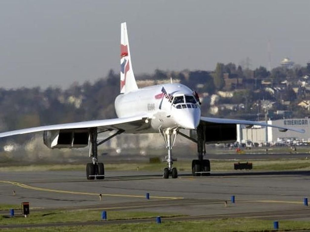 Cerita Singapore Airlines yang Pernah Operasikan Concorde