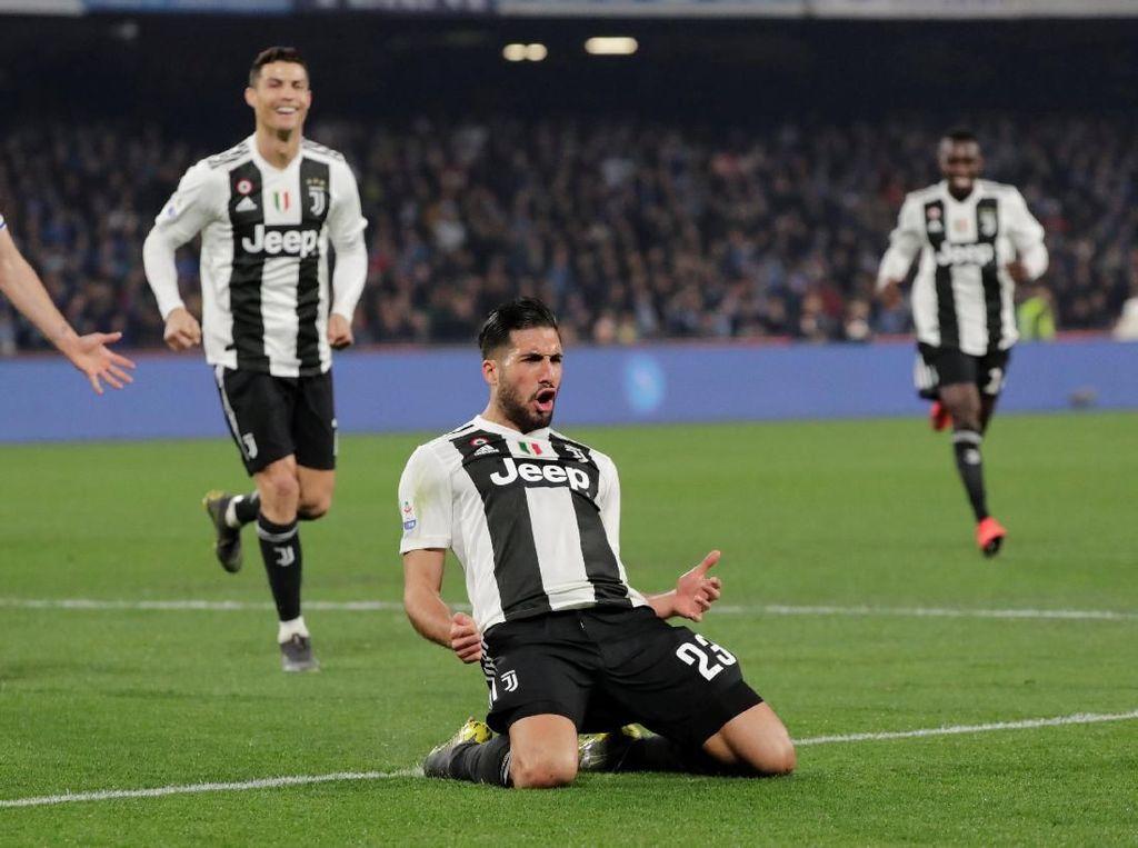 Unggul Jauh di Klasemen Liga Italia, Juventus Takkan Lepas Pedal Gas
