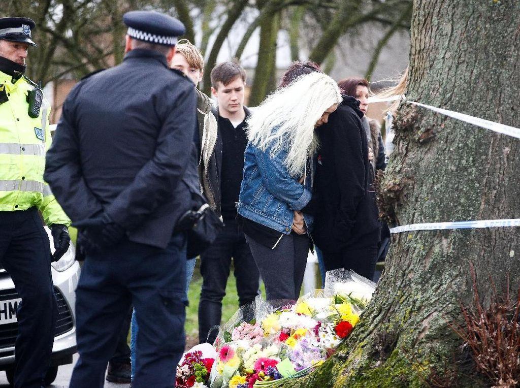 Kasus Penikaman di Inggris Meningkat, 2 Remaja Terbunuh Akhir Pekan Lalu