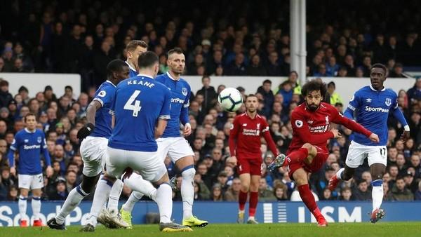 Prediksi Everton Vs Liverpool Peluang Besar The Reds Raih 3 Angka
