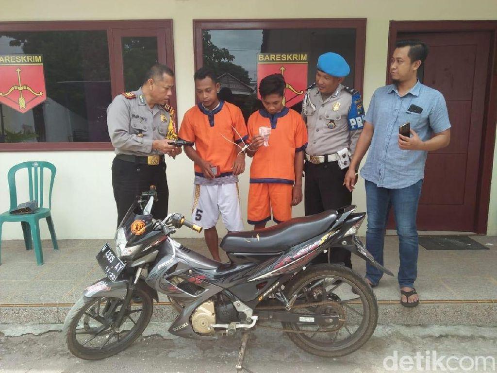Peras dan Cabuli Muda-Mudi Pacaran, 2 Polisi Gadungan Ini Dibekuk