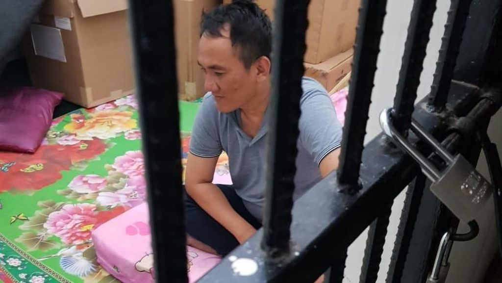 Kloset Dibongkar dan Ada Kondom, Ini Potret TKP Penangkapan Andi Arief