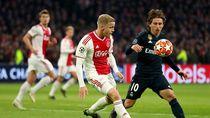 Awas Madrid, Ajax Siap Habis-habisan