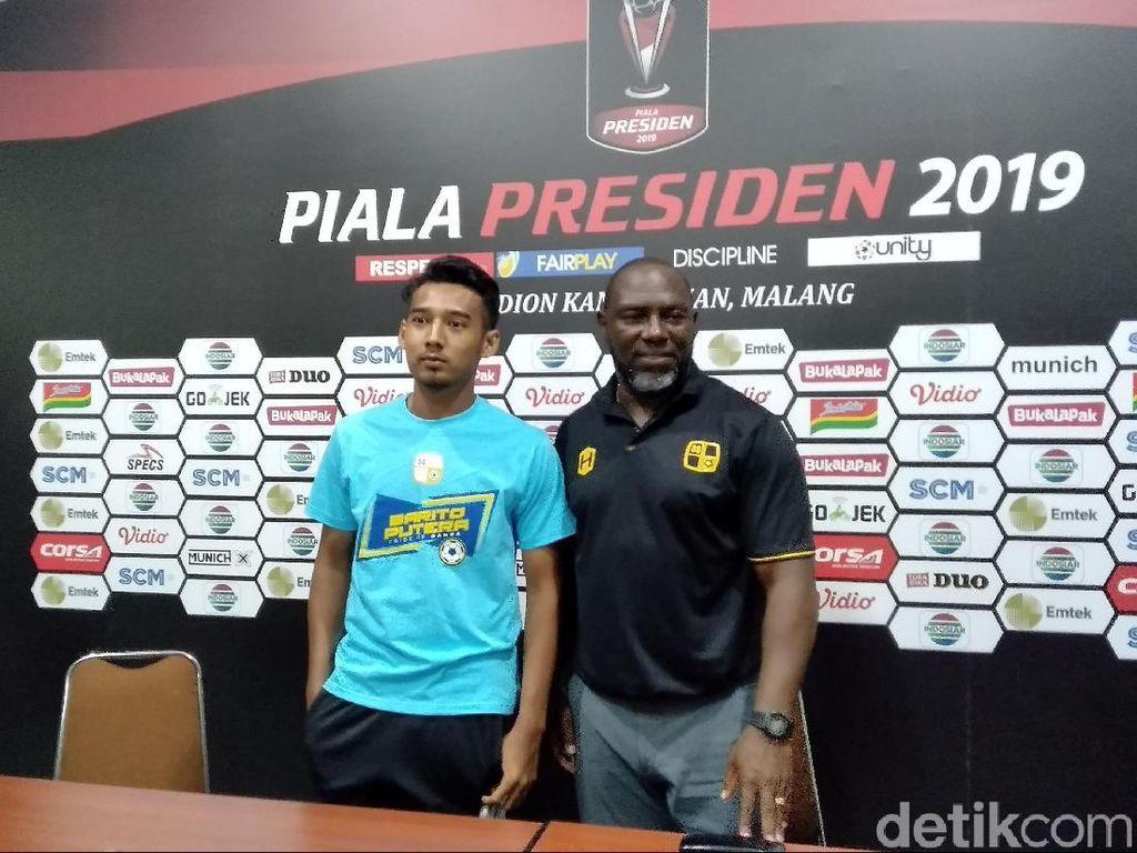 Jacksen: Duel Arema FC Vs Barito Akan Dikenang Sepanjang Piala Presiden 2019