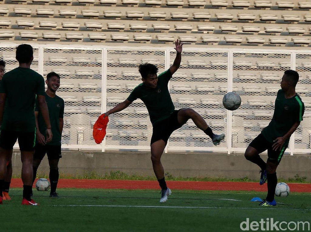 Timnas Bersiap Tatap Kualifikasi Piala Asia U-23