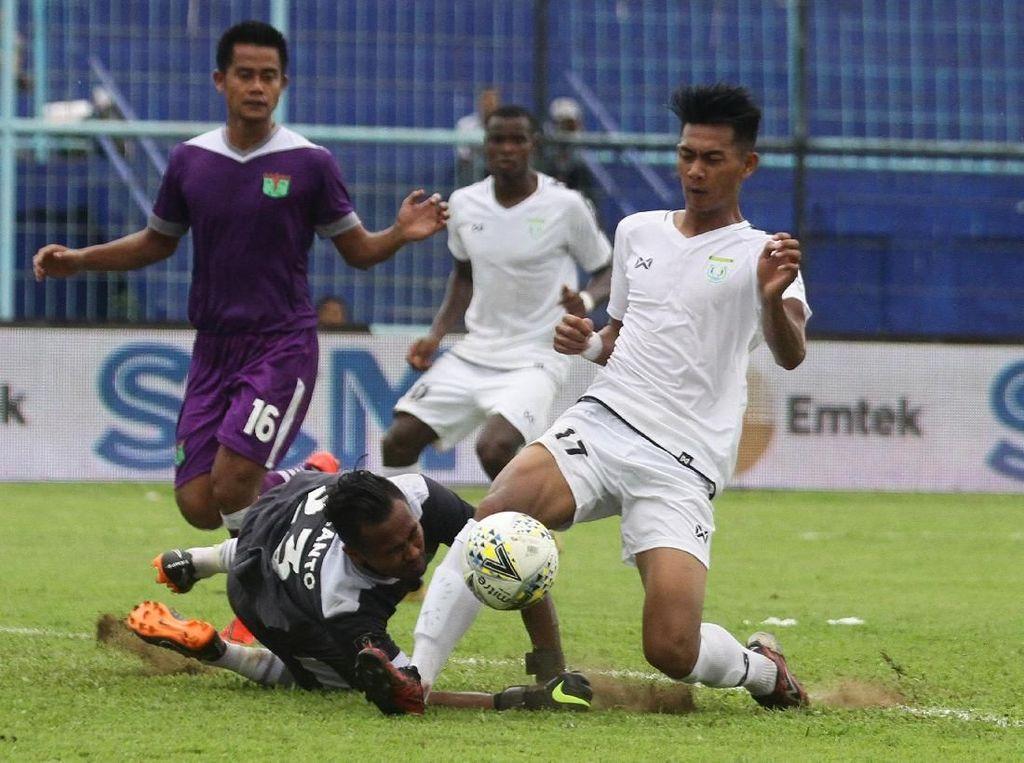 Hasil Piala Presiden: Persela Bungkam Persita 2-0