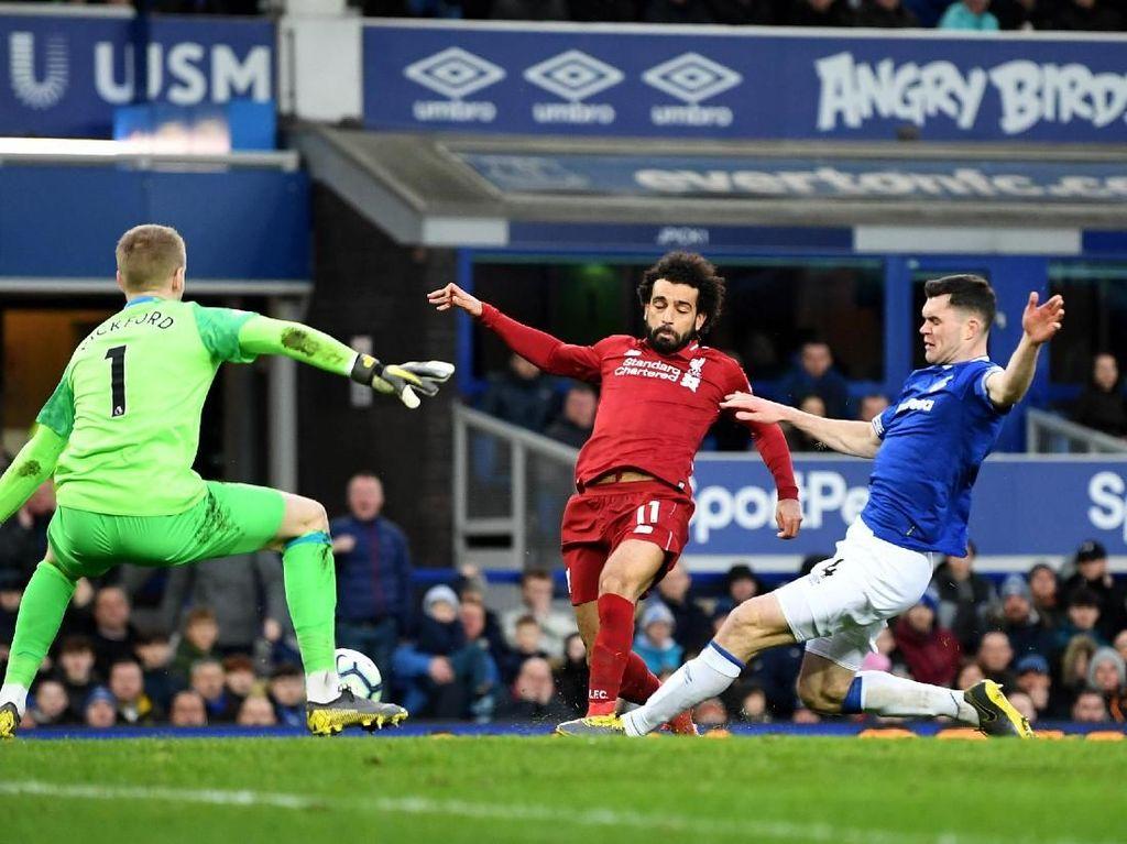 Karena Everton Tak Mau Liverpool Jadi Juara