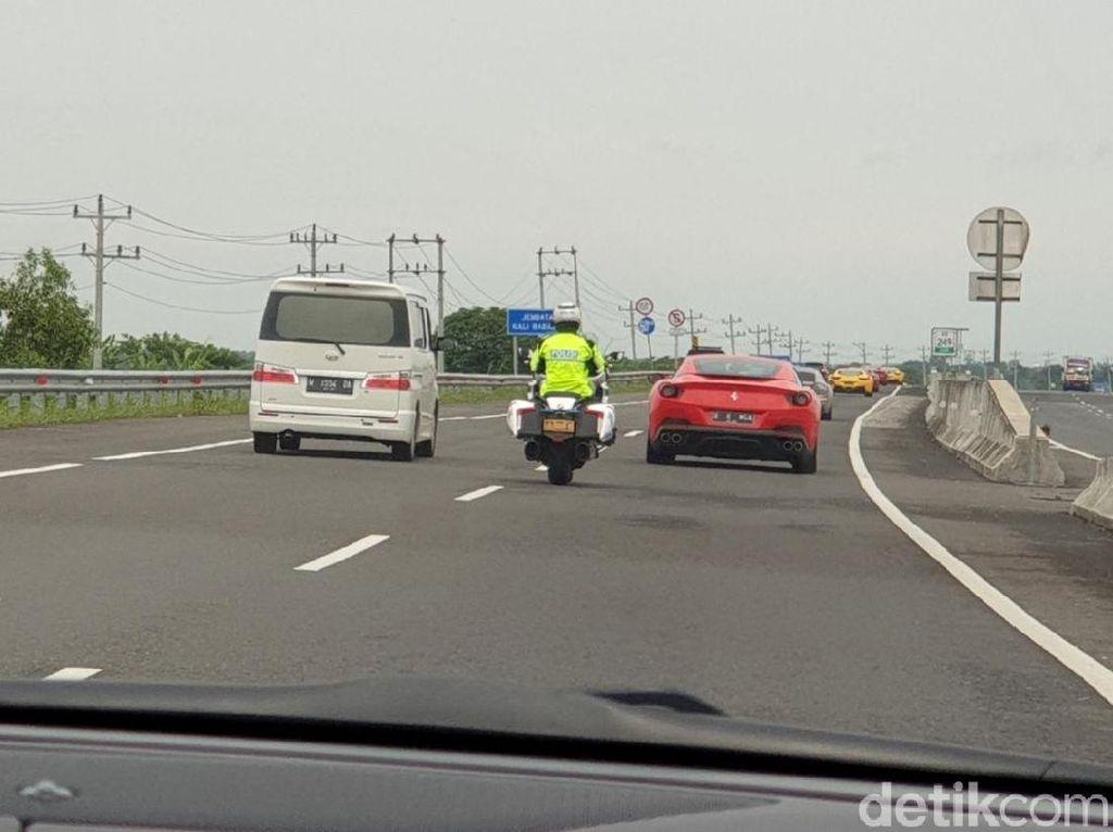 Jangan Iri, Ini Motor yang Sudah Susuri Tol Trans Jawa Jakarta-Surabaya