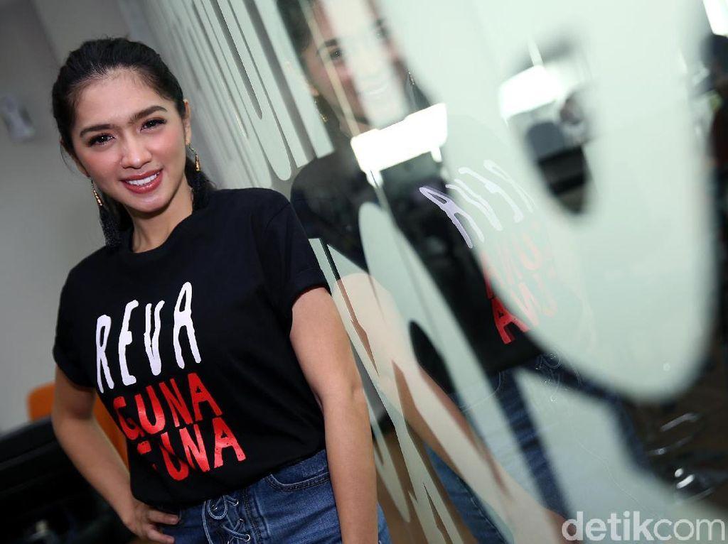 Jika Terpilih Masuk DPR, Angel Karamoy Siap Pensiun Jadi Artis