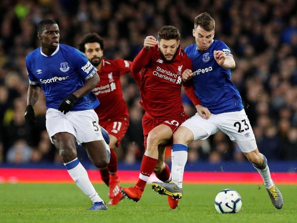 Everton Berperan Gagalkan Liverpool Juara Liga Inggris