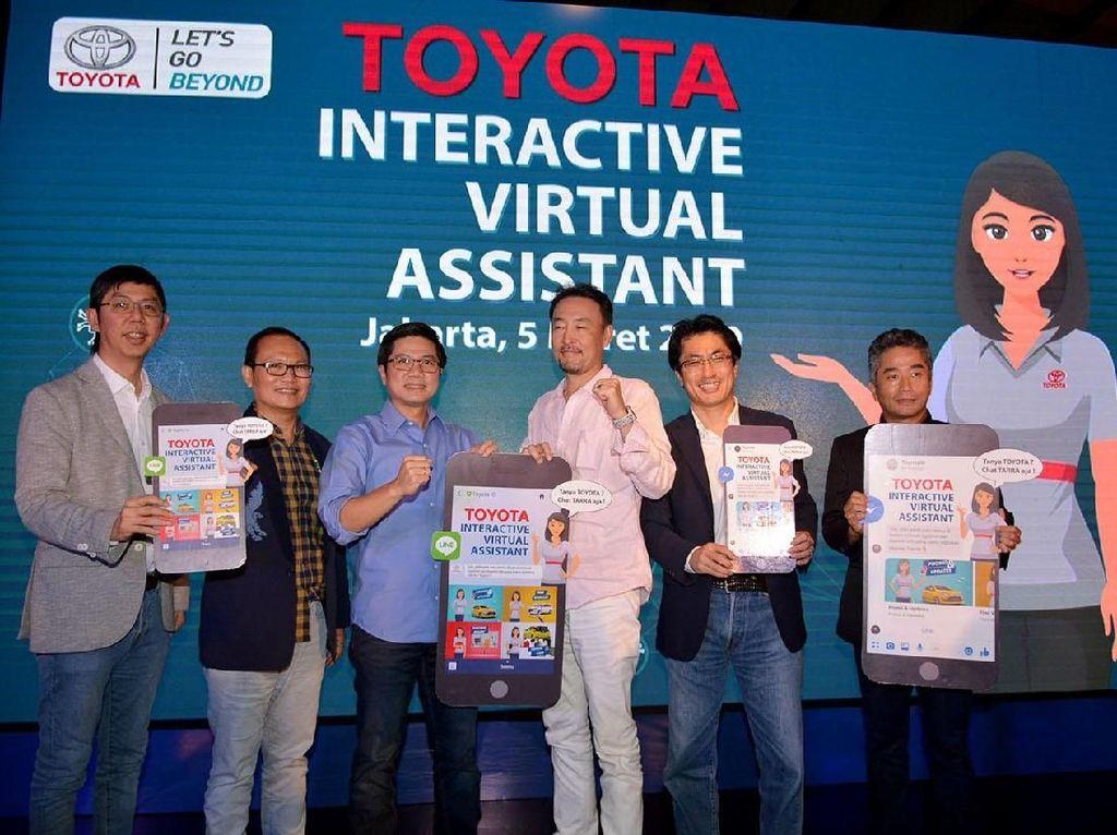 Layanan Komunikasi Digital untuk Pengguna Mobil