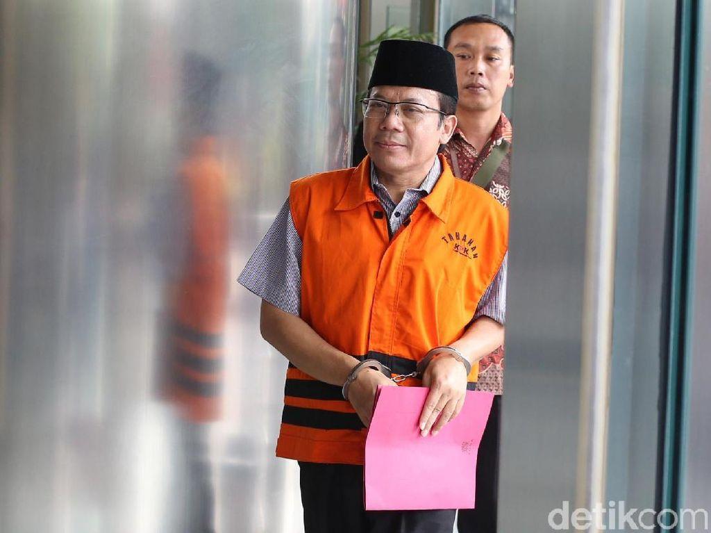Taufik Kurniawan Segera Disidang di PN Tipikor Semarang