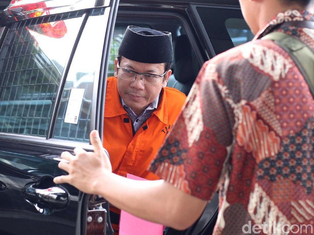 Waket DPR Taufik Kurniawan Seret Ketua PAN Jateng dalam Kasus Suap