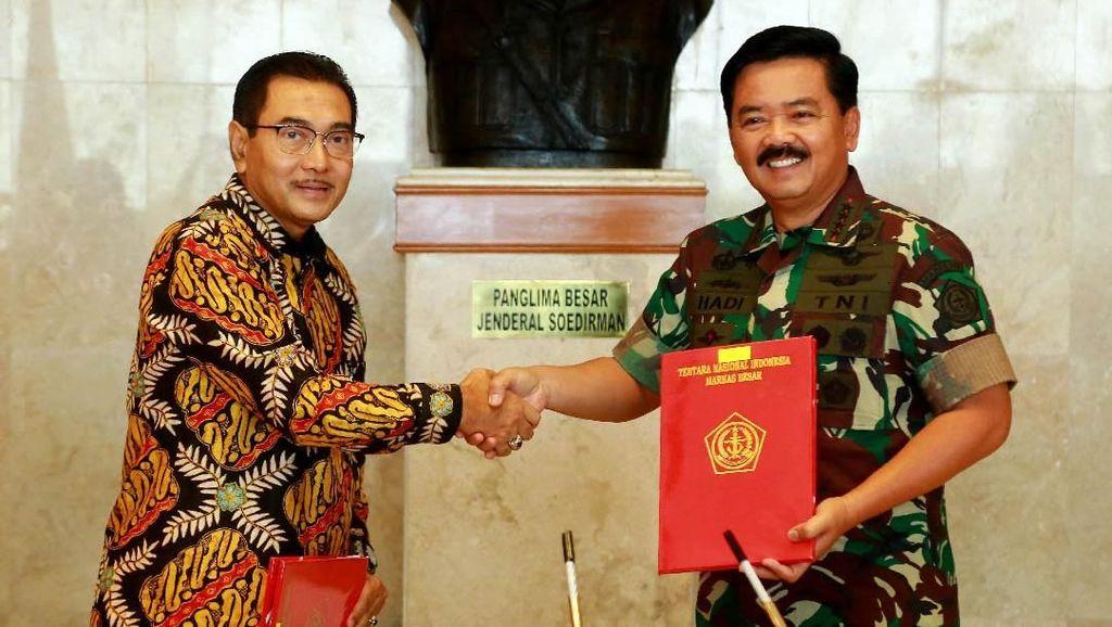 Fasilitas Perbankan untuk Prajurit TNI