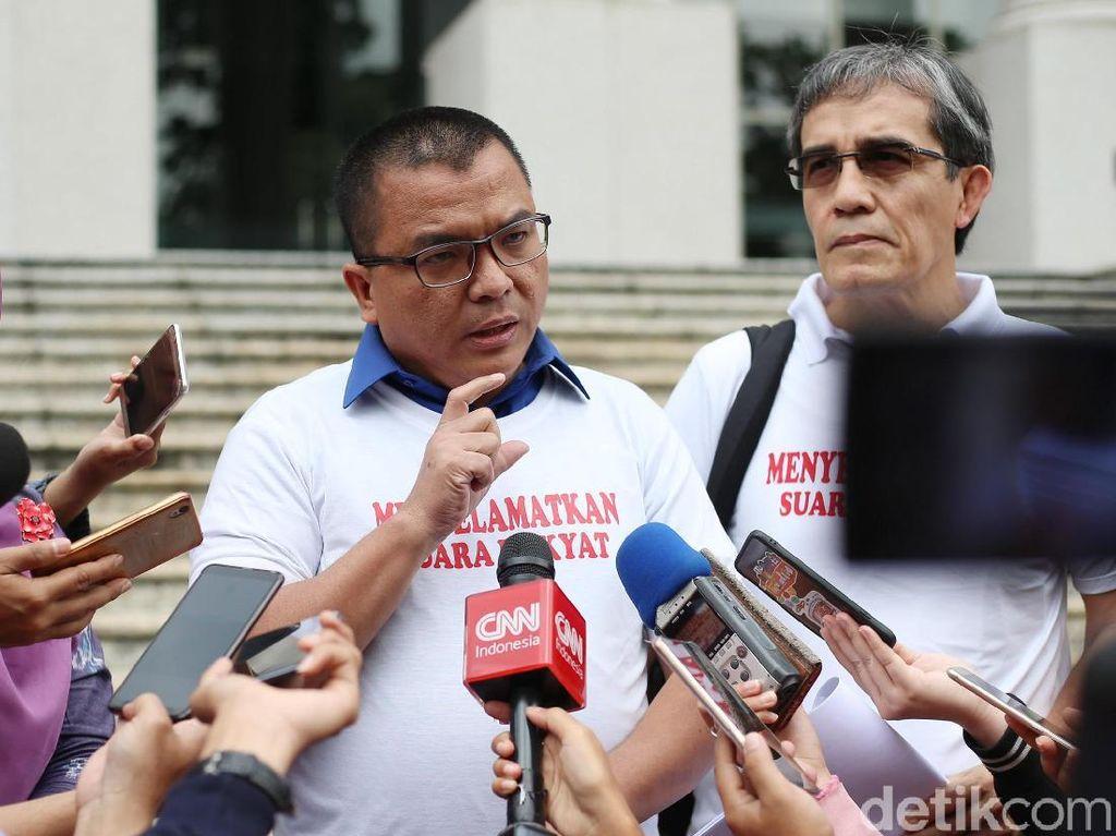 Upaya Denny Indrayana dkk Selamatkan Suara Rakyat Indonesia