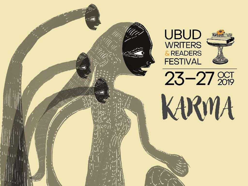 Karma Jadi Tema Ubud Writers and Readers Festival 2019